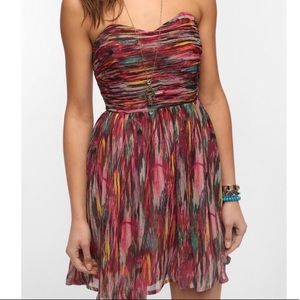 Urban Outfitters Water Color Dress